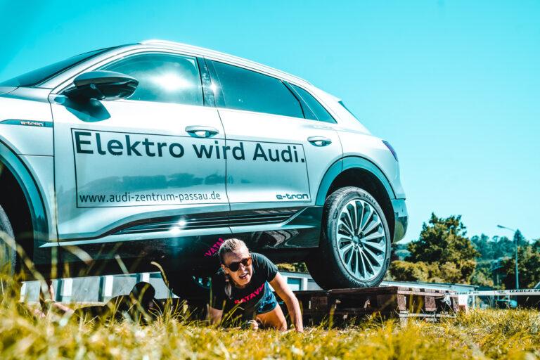 INN RUN Hindernislauf Passau - Sponsoren - Firma Audi