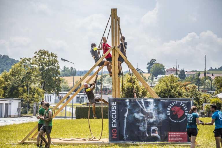 INN RUN Hindernislauf Passau - Sponsoren - Crossfit Passau